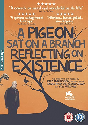 A Pigeon Sat on a Branch Reflecting on Existence [UK import, region 2 PAL format]