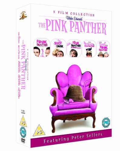 The Pink Panther Film Collection (6 Disc Box Set) [1976] [DVD]