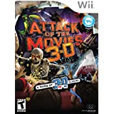 Attack Of The Movies 3 D Nintendo Wii