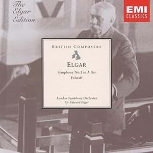 Elgar: Symphony 1/Falstaff