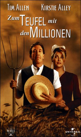 Zum Teufel mit den Millionen [VHS]