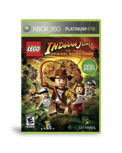Lego Indiana Jones: The Original Adventures (Lego Star Wars Video Game Xbox compare prices)