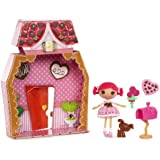 MINI LALALOOPSY SEW MAGICAL SEW CUTE TOFFEE COCOA CUDDLES DOLL NEW