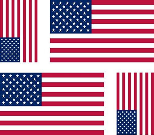 4-x-Autocollant-sticker-voiture-moto-drapeau-usa-amerique-americain-etats-unis