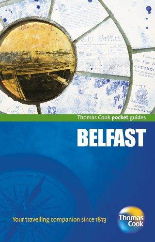 Belfast Pocket Guide, 3rd (Thomas Cook Pocket Guides)