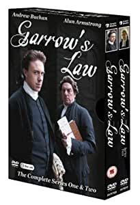 Garrow's Law Series One and Two [DVD]