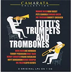 "Featured recording ""Tutti's Trumpets AndTrombones"""