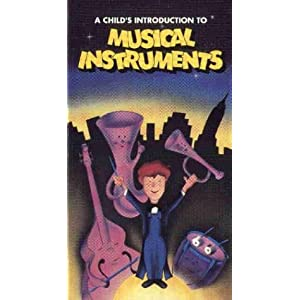 A CHILD'S INTRODUCTION TO MUSICAL INSTRUMENTS