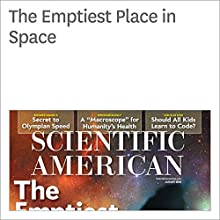 The Emptiest Place in Space Other by István Szapudi Narrated by Jef Holbrook