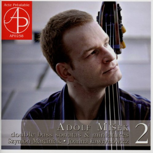 Buy Adolf Misek - Double bass sonatas and miniatures Vol.2 From amazon