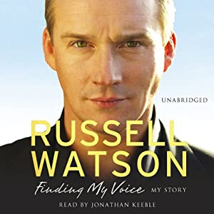 Finding My Voice | [Russell Watson]