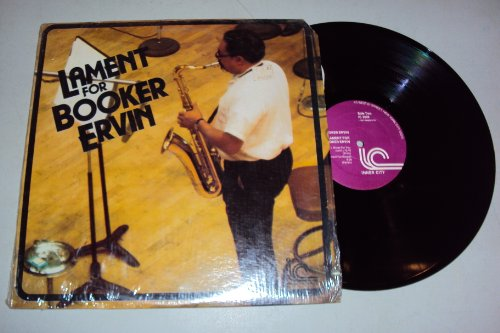 Lament For Booker Ervin