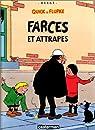 Quick et Flupke, tome 10 : Farces et attrapes par Hergé