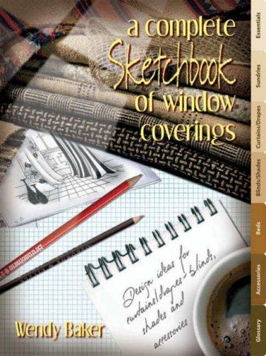 Complete Sketchbook of Window Coverings