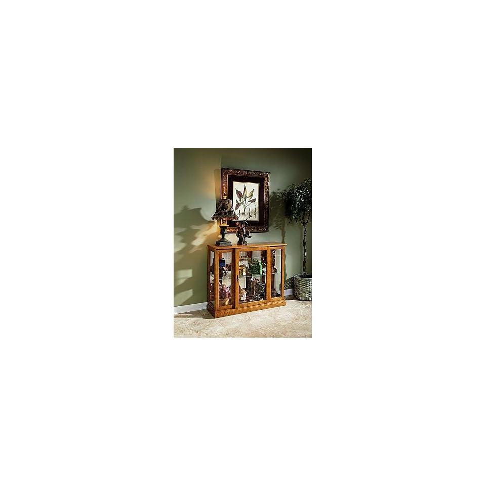 Pulaski Furniture Console In Golden Oak Iii 6715 On Popscreen