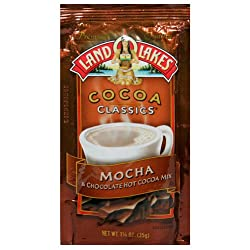 Land O Lakes, Cocoa Mix Classic Chocolate & Moc, 1.25-Ounce (12 Pack)