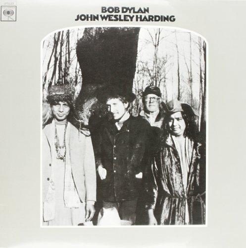 John Wesley Harding -Hq V