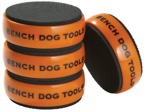 Bench Dog 10-035 Bench Cookie Work Grippers, 4-Pack photo