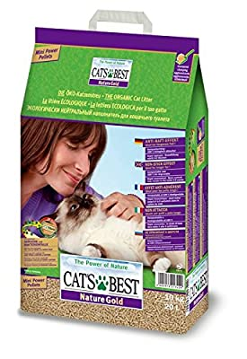 Cat's Best Nature Gold Clumping Cat Litter
