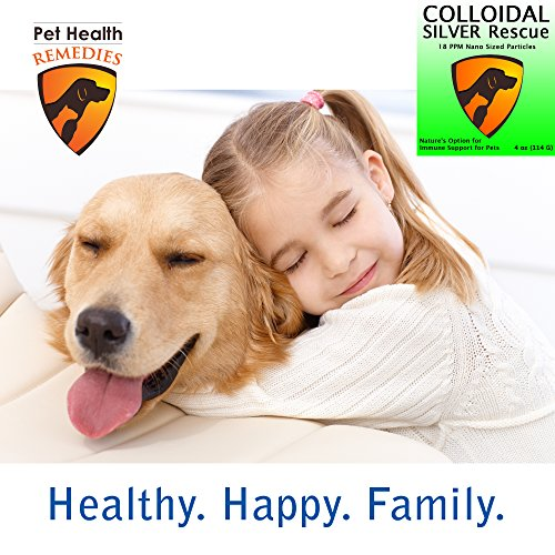 COLLOIDAL SILVER FOR DOG EAR YEAST INFECTION