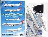【7】 エフトイズ 1/500 JALウイングコレクション Vol.2 ボーイング747-400BCF 単品