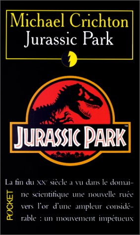 Jurassic Park (French Edition) - Michael Crichton