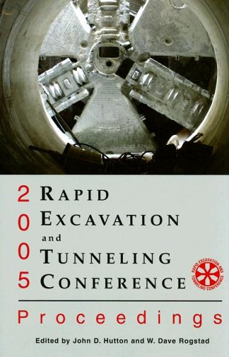 Rapid Excavation And Tunneling Conference Proceedings (Rapid Excavation & Tunneling Conference, Proceeding) front-900007