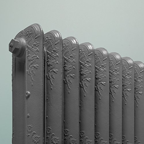 rust oleum ae0236400fr radiateur peinture aspect vintage fonte gris. Black Bedroom Furniture Sets. Home Design Ideas