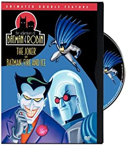 The Adventures Of Batman Robin - The Jokerfire And Ice Animated Double Feature by Warner Home Video