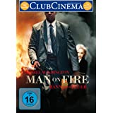 "Man on Fire - Mann unter Feuervon ""Denzel Washington"""