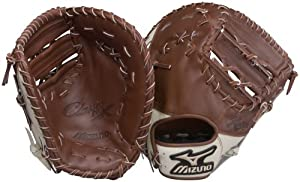 Mizuno Classic Pro X GXF23 Baseball Firstbase Mitt (12.50-Inches, Right Handed Throw)