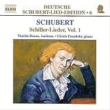 シューベルト:ドイツ語歌曲全集 6 「シラー歌曲集 1 」(ブルンス/アイゼンロール)
