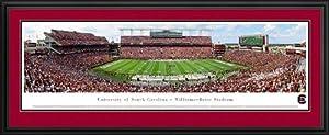 South Carolina Gamecocks - Williams-Brice Stadium 2012 - Framed Poster Print by Laminated Visuals