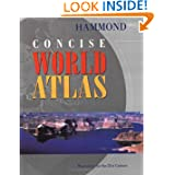 Concise World Atlas Hammond