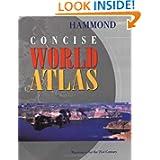 Concise World Atlas Hammond