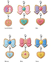 Sailor Moon Charm Patisserie Cookies Charm Assorted