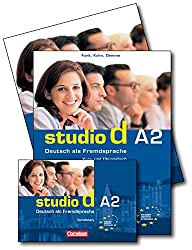 Studio D A2 (Set of 3 Books + CD)