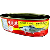 Cheung Chun FRIED DACE with SALTED BLACK BEANS 6.5oz (3 Pack)