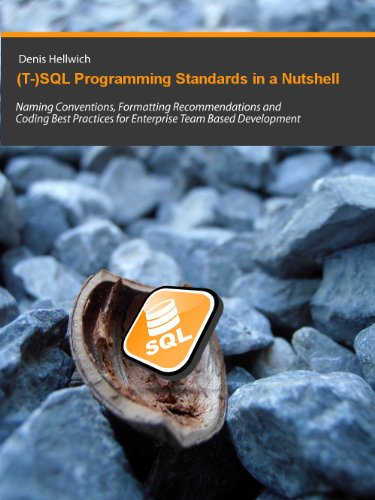 (T-)SQL Programming Standards in a Nutshell: Naming Conventions, Formatting Recommendations and Coding Best Practices for Enterprise Team Based Development (Sql Programming Style compare prices)