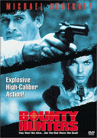 Cover art for  Bounty Hunters