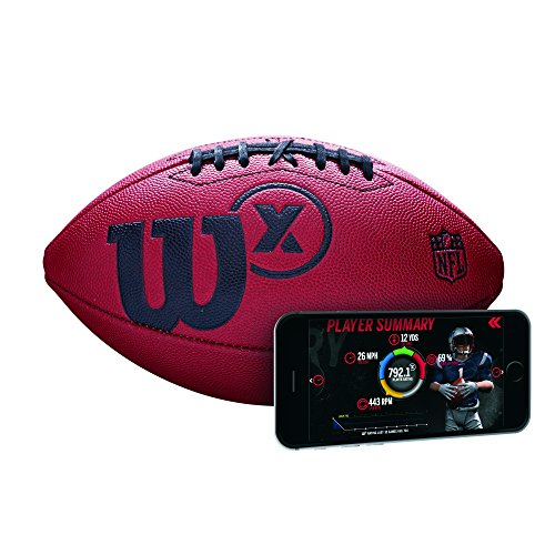 Wilson X Connected Football, Official Size