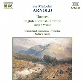 4 Welsh Dances, Op. 138: No. 2. Poco lento