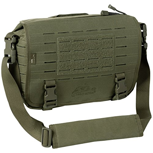 Direct Action Small Messenger Bag Olive Green