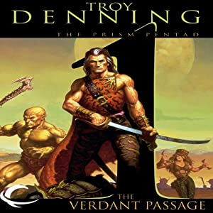 The Verdant Passage: Dungeons & Dragons: Dark Sun: Prism Pentad, Book 1 | [Troy Denning]