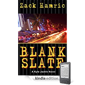 Blank Slate (A Kyle Jackle Thriller)