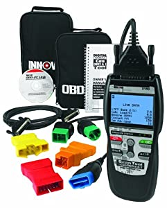 INNOVA 3140 Diagnostic Code Scanner for OBDI and OBDII Vehicles by INNOVA