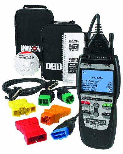 Equus 3140 Innova Diagnostic Code Scanner for OBDI and OBDII  Vehicles