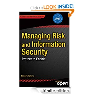 Logo for Managing Risk and Information Security: Protect to Enable