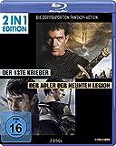Der 13te Krieger/Der Adler der neunten Legion - 2 in 1 Edition [Blu-ray]
