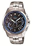 [カシオ]CASIO 腕時計 OCEANUS Manta オシアナス マンタ スマートアクセス搭載 世界6局対応電波ソーラーウォッチ     OCW-S2400-1AJF メンズ